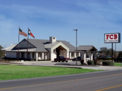 An image of our New Braunfels Hwy 46 branch.building.